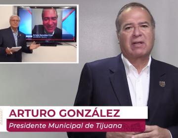 Alcalde de Tijuana pide cordura al gobernador Bonilla