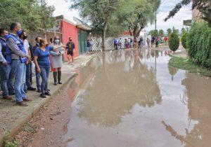 Proyectan obra hidrosanitaria en Corral de Barrancos