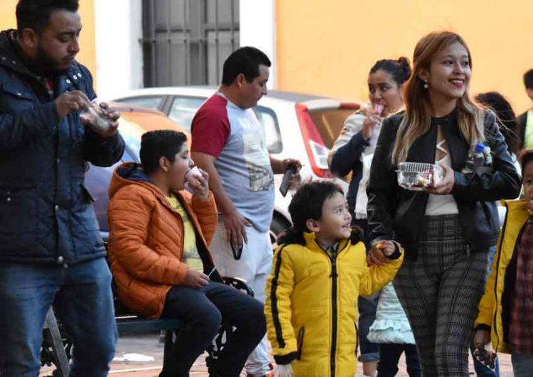 PUEBLA. Padres de familia vulnerables ante educación a distancia