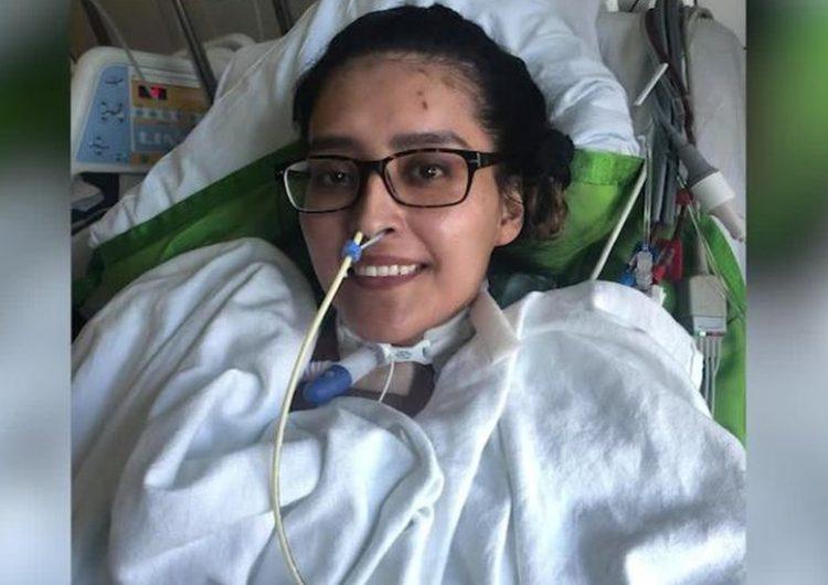Mayra Ramírez, la primera persona de EU en recibir un trasplante doble de pulmón tras enfermarse de COVID-19