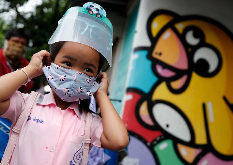 Qué tan peligroso es el COVID-19 para los niños y otras preguntas sobre el riesgo de contagio en las aulas