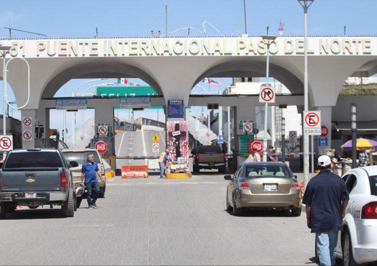 Se extienden hasta septiembre las restricciones al tránsito fronterizo entre México y EU
