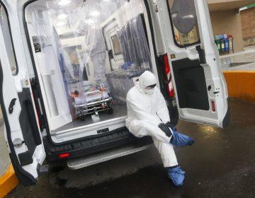 En México más de 49,600 personas han muerto por coronavirus