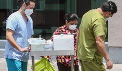 México confirma 926 muertos y acumula 492,522 casos de COVID-19