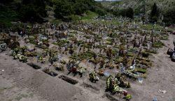 En 24 horas se confirman otros 794 fallecimientos por COVID…