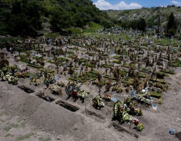 En 24 horas se confirman otros 794 fallecimientos por COVID en México