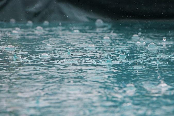Llovió este martes el 9% del promedio anual de Aguascalientes