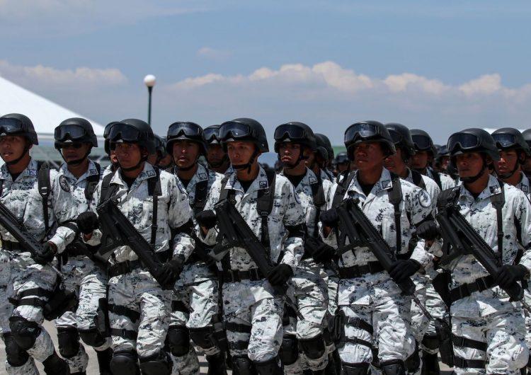 La Guardia Nacional no ha reclutado a civiles, solo a militares sin evaluación policial