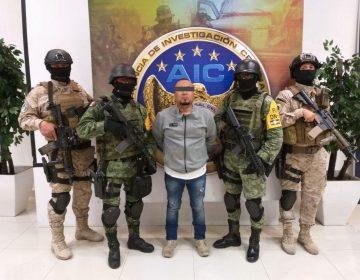 El Marro, líder del Cártel de Santa Rosa, es detenido en Guanajuato
