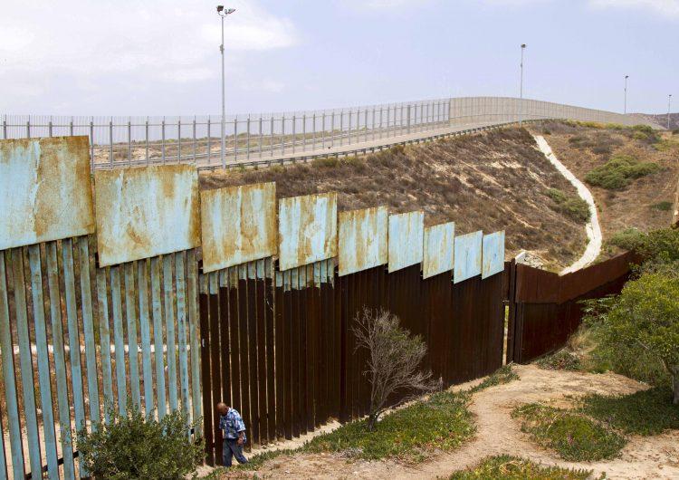 Buscan reconstruir parque binacional para reunir a familias migrantes en Tijuana