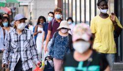 Las personas asintomáticas portan niveles similares del coronavirus que aquellos…