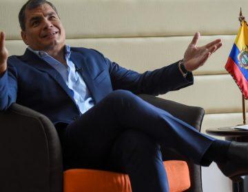 Justicia de Ecuador ordena la detención del expresidente Rafael Correa