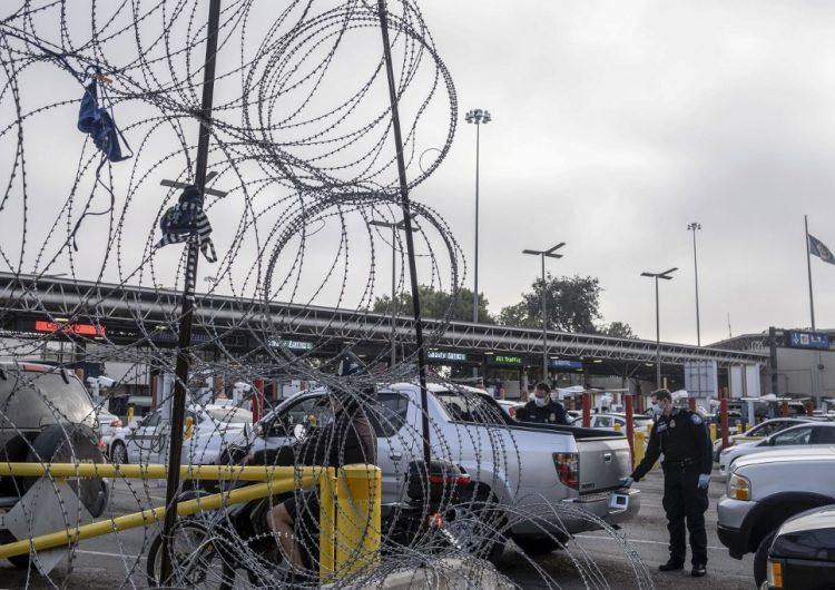 Por pandemia, México y EU extienden restricción de viajes hasta el 21 de octubre