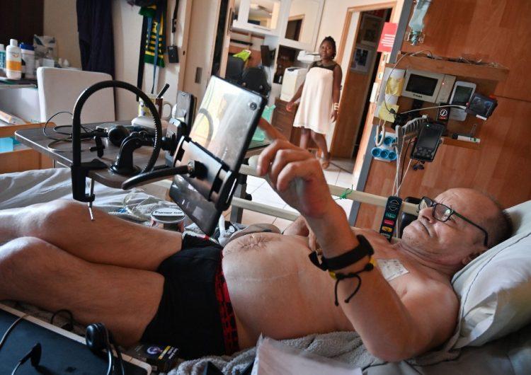 Hombre con una enfermedad incurable transmitirá su muerte en directo a través Facebook
