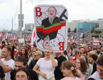 La represión se acentúa en Bielorrusia: hay 600 detenidos y una líder opositora desaparecida