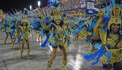 Se suspende el Carnaval de Río de Janeiro de 2021…