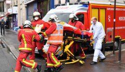 Dos heridos en un ataque cerca de antigua sede de…