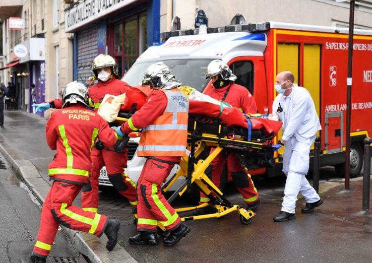 Dos heridos en un ataque cerca de antigua sede de revista Charlie Hebdo en París; hay detenidos