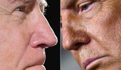 Trump y Biden se enfrentan por primera vez en un…
