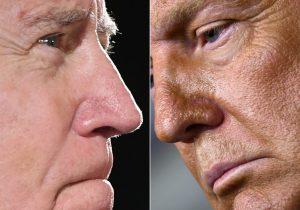 Trump y Biden se enfrentan por primera vez en un debate tras meses de insultos y tensiones