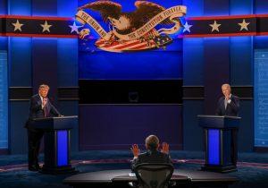 Ataques familiares, interrupciones, un moderador sin control: los momentos del primer debate en EU