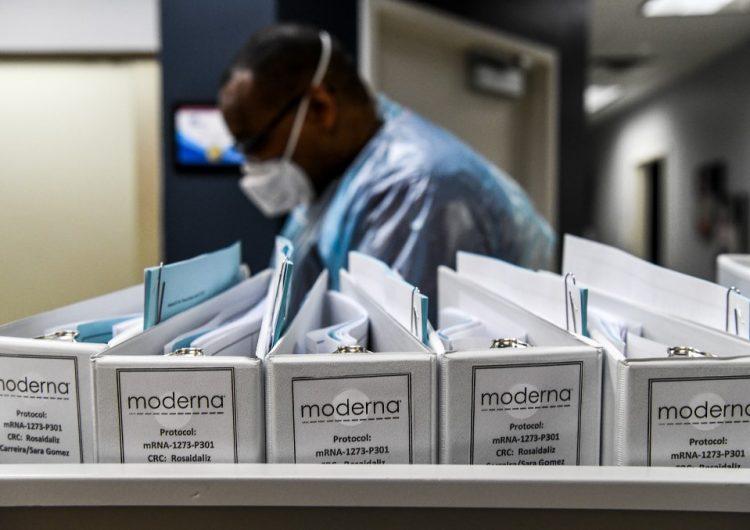 Moderna anunció que su vacuna contra COVID-19 no estará lista antes de elecciones de EU