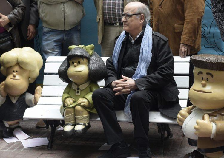 Quino: 66 años de humor y el nacimiento de Mafalda