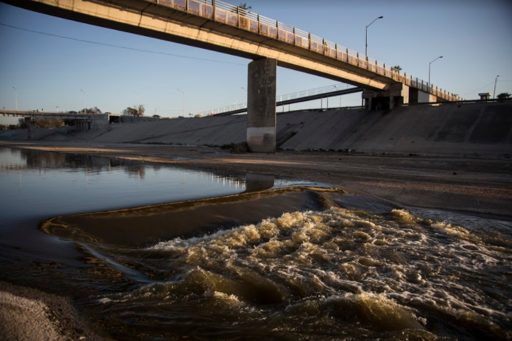 Millonaria limpia del río fue sin concurso para ahorrar tiempo: Faz