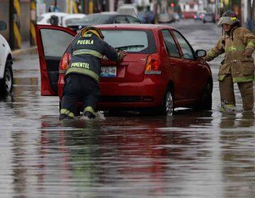 30 municipios de Puebla afectados por las lluvias