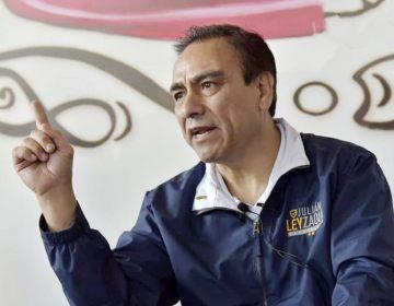 Anuncia Leyzaola su participación en las próximas elecciones, tras cuatro meses de evitar a la fiscalía