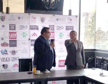 Alberto Xicótencatl asume la Asociación Patronal de Empresarios Mexicanos Élite