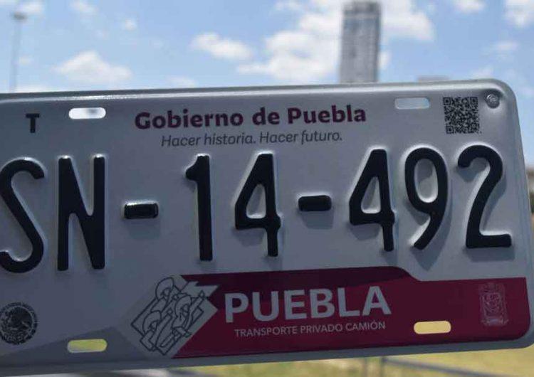 Amplían plazo para pagar control vehicular en Puebla
