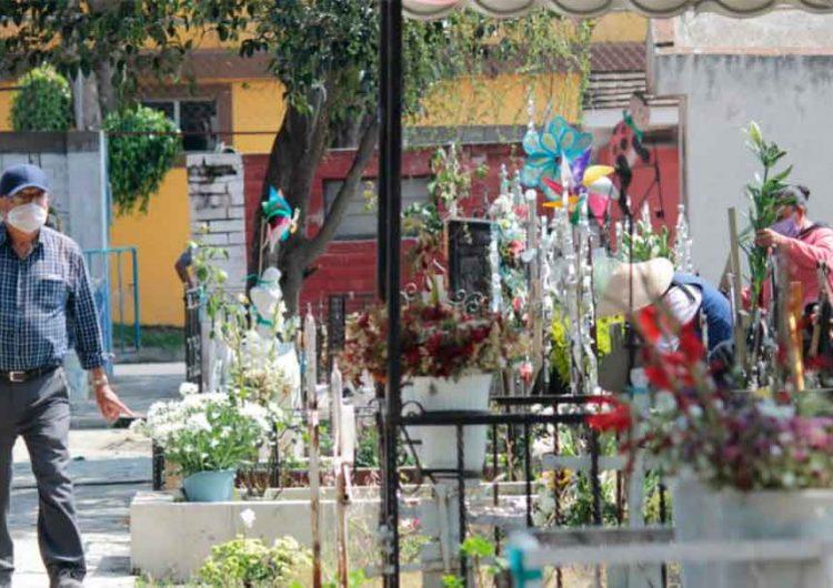 Analizará Ayuntamiento de Puebla si es prudente reabrir panteones