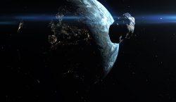 Dos asteroides del tamaño de la Gran Pirámide de Guiza…