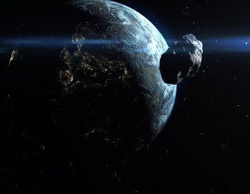 Dos asteroides del tamaño de la Gran Pirámide de Guiza pasarán cerca de la Tierra en este mes