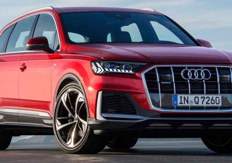 Audi actualizará el modelo Q7