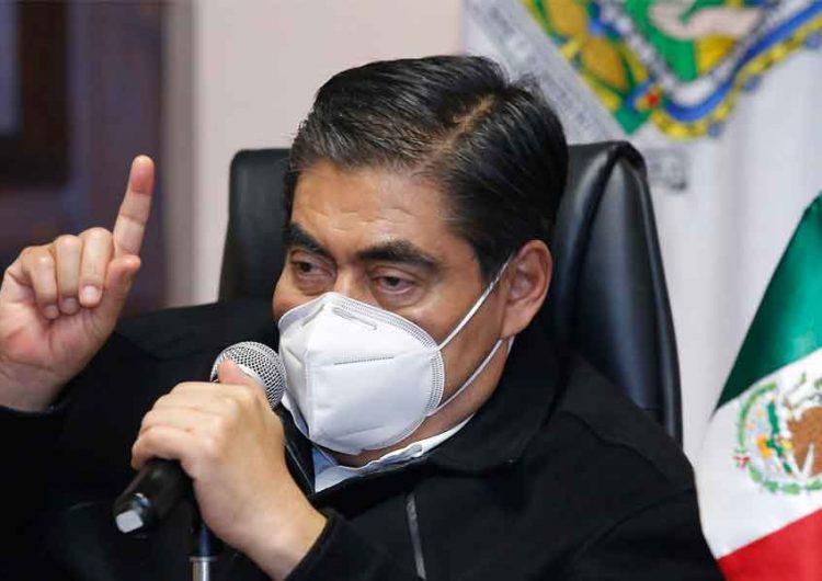 Barbosa: viene una reducción al gobierno de Puebla
