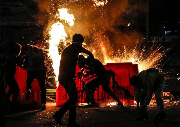 El actuar de la policía mantiene la ira social en Colombia; han muerto 11 civiles