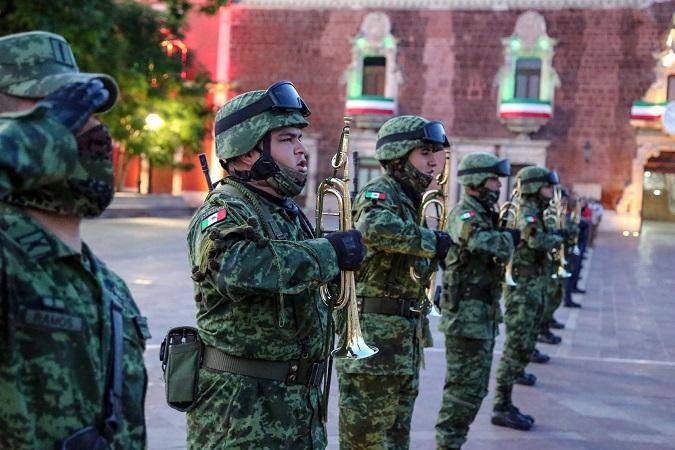 Conmemoran en Aguascalientes a víctimas de sismos de 1985 y 2017