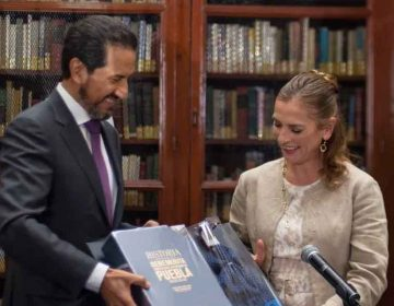 Firman convenio BUAP y la Coordinación de la Memoria Histórica y Cultural de México
