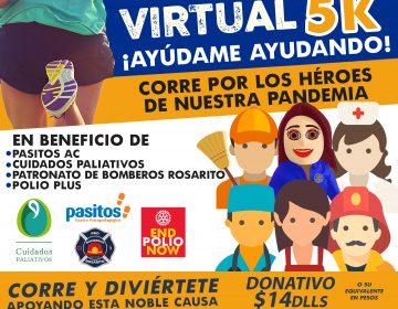Realizarán carrera virtual a favor de niños y jóvenes con autismo