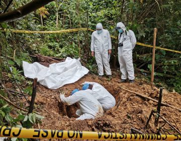 Fosa común relacionada con secta religiosa es encontrada en Panamá; es la segunda del año