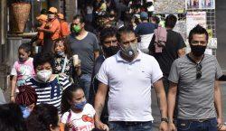 México suma 72,179 defunciones y 684,113 contagios por COVID-19