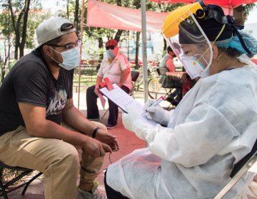 México rebasa los 620,000 casos de contagios por COVID-19