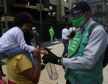 El COVID-19 mata a 223 personas más en México; la lista suma 67,781 defunciones
