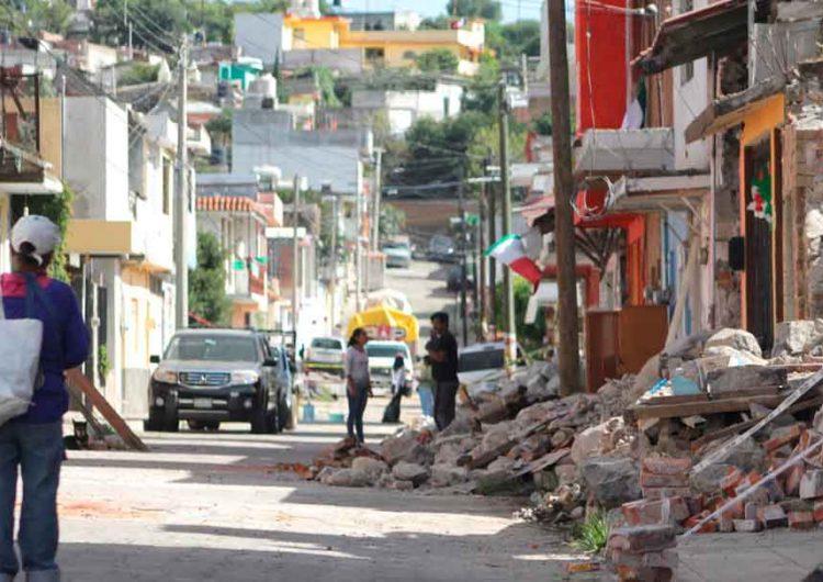 Hubo recursos para la reconstruccion en Puebla pero no se usaron Miguel Barbosa