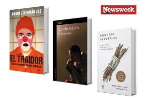 Tres libros que sacuden la conciencia