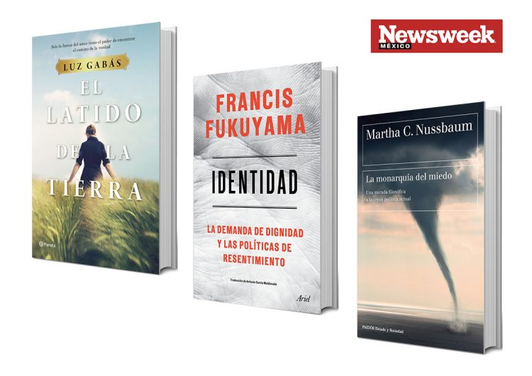 Tres obras: Luz Gabás, Francis Fukuyama, Martha C. Nussbaum…