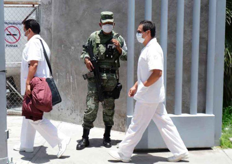 Más de 100 trabajadores del sector Salud de Puebla han muerto por Covid