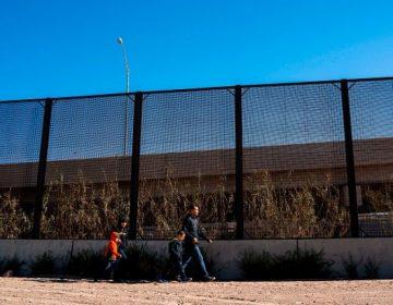 Ingenieros advierten que una parte del muro fronterizo de EU colapsará